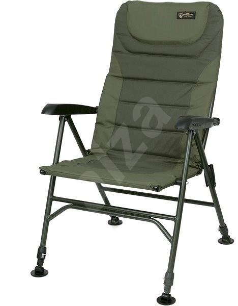 FOX Warrior II XL Arm Chair - Rybárske kreslo