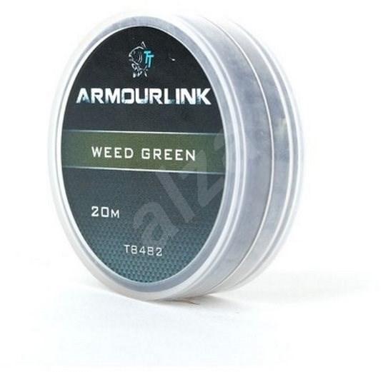 Nash Armourlink 35 lb 20 m Weed - Šnúra