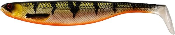 Westin ShadTeez 9 cm 7 g Bling Perch 3 ks - Gumová nástraha