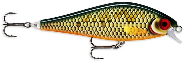 Rapala Super Shadow Rap 16 cm 77 g Scaled Roach - Wobler
