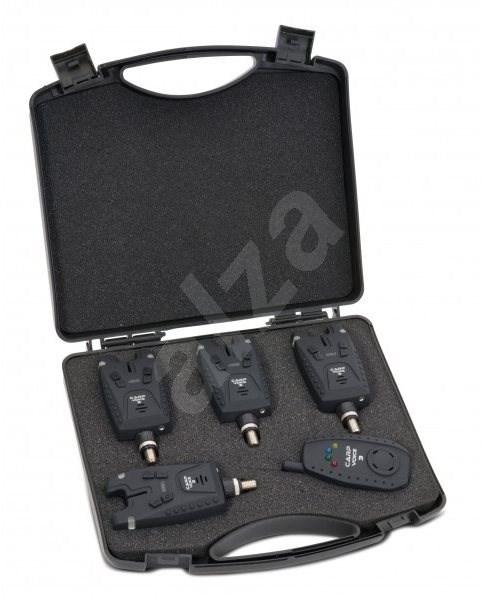 Saenger Carp Voice 3 2 + 1 Funk Set - Sada signalizátorov