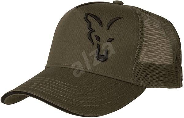 8641088cf FOX Green & Black Trucker Cap - Šiltovka | Alza.sk