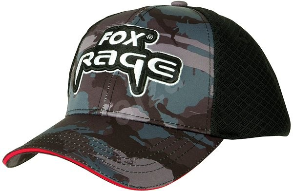 dd4b9062c FOX Rage Camo Baseball Cap - Šiltovka   Alza.sk