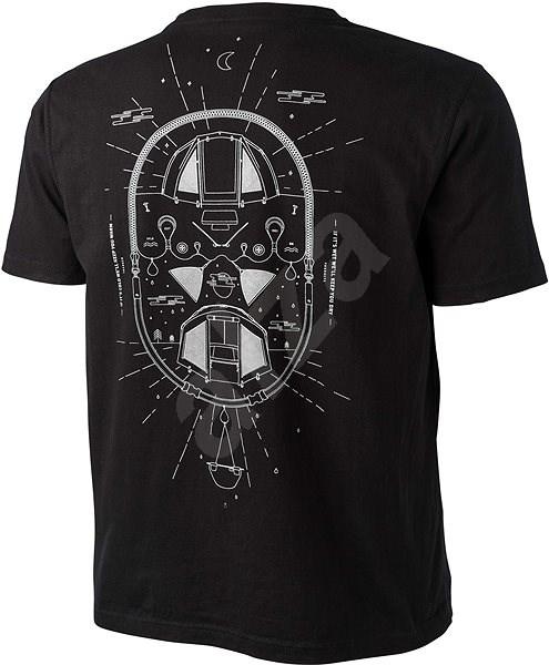 Trakker Artist Series T-Shirt Veľkosť M - Tričko