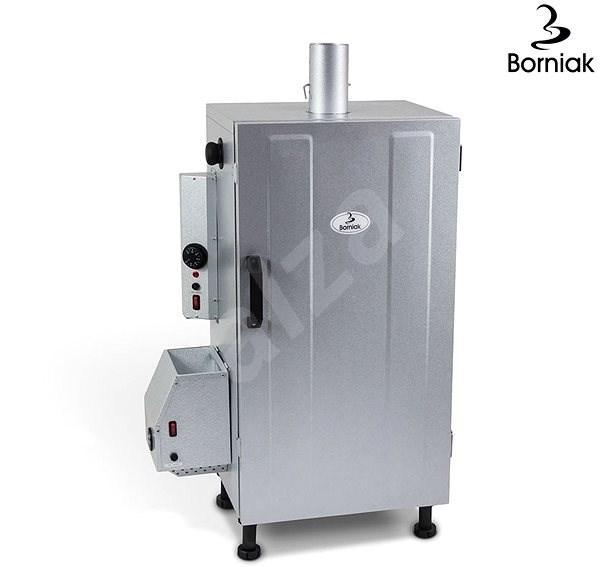 Borniak Classic Smoker Alu-Zinc 70 Analog (UW70) - Udiareň