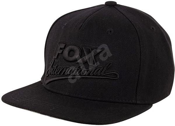 2bf2b2313 FOX Snapback Cap Black - Šiltovka | Alza.sk