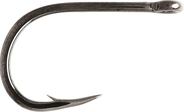 Mustad Iseama Twist Hook Veľkosť 3 10 ks - Háčik