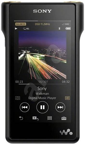 bb3127626 Sony Hi-Res WALKMAN NW-WM1A - FLAC prehrávač | Alza.sk