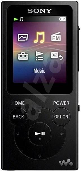 Sony WALKMAN NWE-394B čierny - MP3 prehrávač