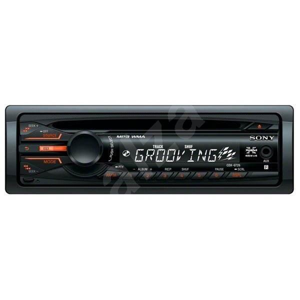 Sony CDX-GT26 - Autorádio
