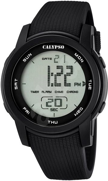 CALYPSO K5698   6 - Pánske hodinky  df8b0d178e