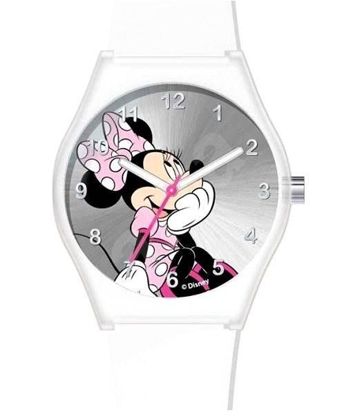 47e0a3c13 Disney & Friends - Minnie Wht 26375 - Detské hodinky   Alza.sk