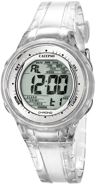 fe7f372e9 CALYPSO K5688 / 5 - Dámske hodinky | Trendy