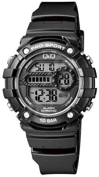 ba2a80ed2fc Pánské hodinky Q Q M154J002Y - Pánske hodinky