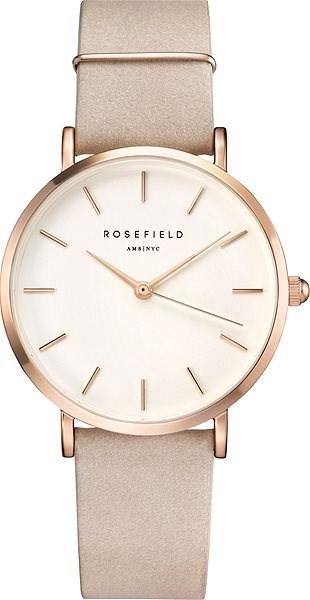 dc9d7c1355 ROSEFIELD The West Village Soft Pink Rosegold - Dámske hodinky