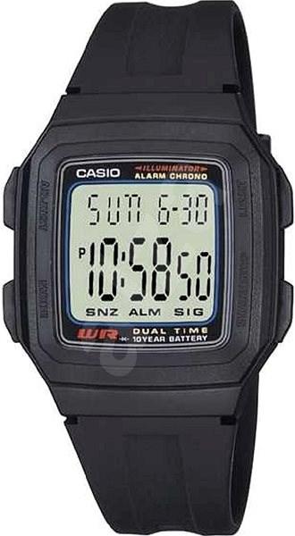 7a3a50acd Casio F 201-1 - Pánske hodinky | Trendy
