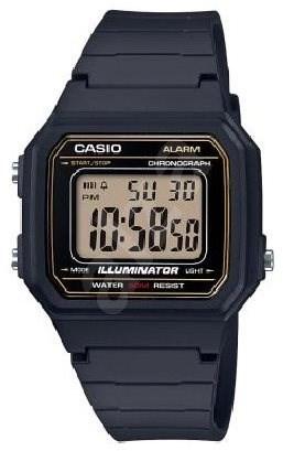 CASIO W 217H-9A - Pánske hodinky  08be96143bb