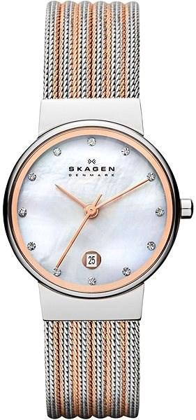 SKAGEN WATCH FREJA 355SSRS - Dámske hodinky