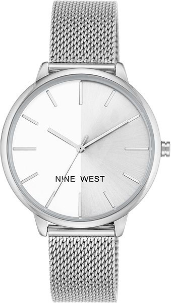 NINE WEST NW 1981SVSB - Dámske hodinky  84f8f0afef5