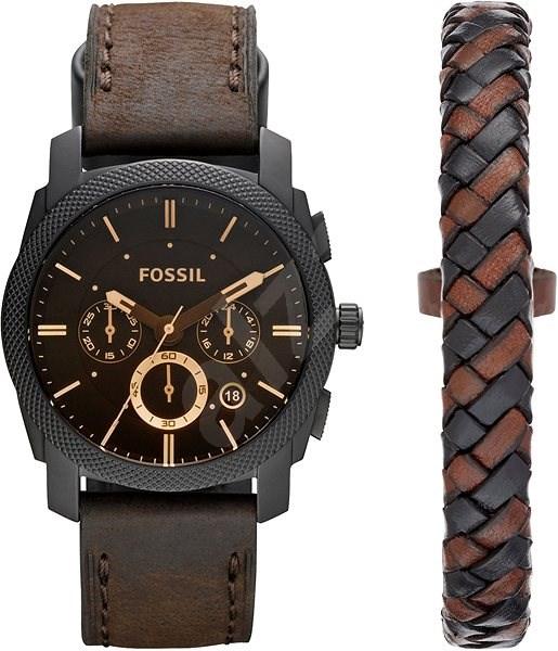 FOSSIL MACHINE FS5251SET - Pánske hodinky  ab5277362a0