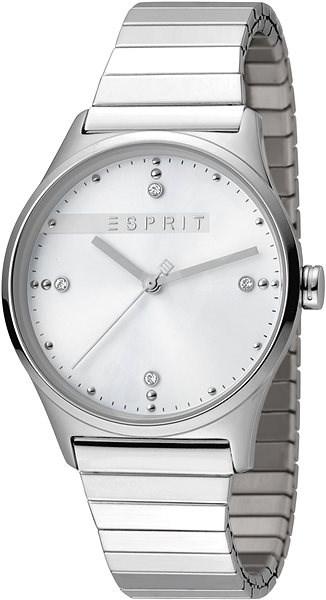 9c1c8f8e6 ESPRIT VinRose Silver Polish 2390 - Dámske hodinky | Trendy