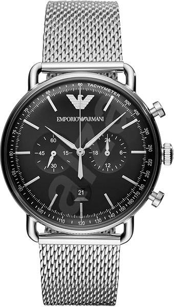 9511eaf5a EMPORIO ARMANI AVIATOR AR11104 - Pánske hodinky | Trendy