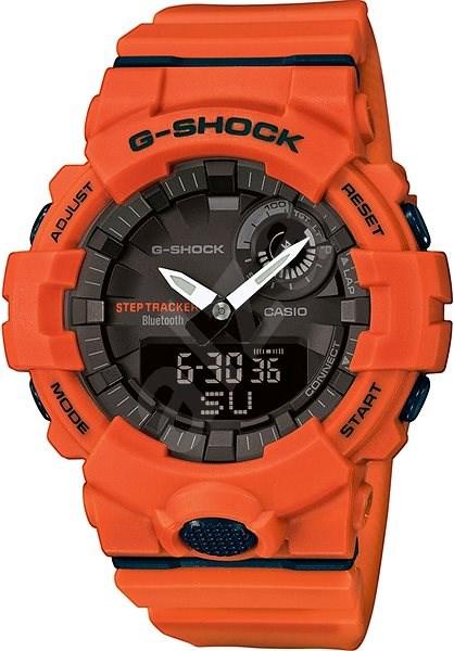 CASIO GBA 800-4A - Pánske hodinky  b2b84ea610