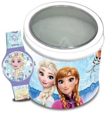 87817e4c9 WALT DISNEY Frozen – Tin box 561973 - Detské hodinky   Trendy