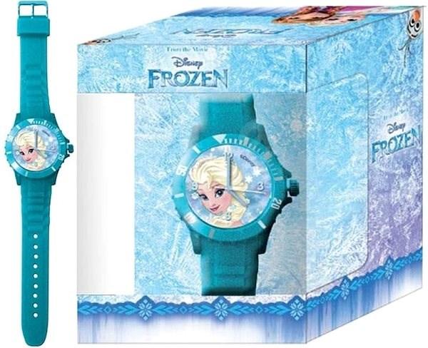 6b799153f WALT DISNEY Frozen 561847 - Detské hodinky   Trendy