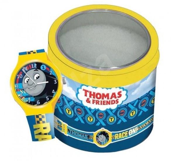 0dbb60ddc DISNEY THOMAS THE TRAIN – Tin Box 570421 - Detské hodinky   Trendy