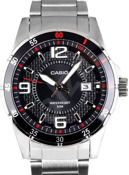 CASIO MTP 1291D-1A1 - Pánske hodinky  4f58822dd88