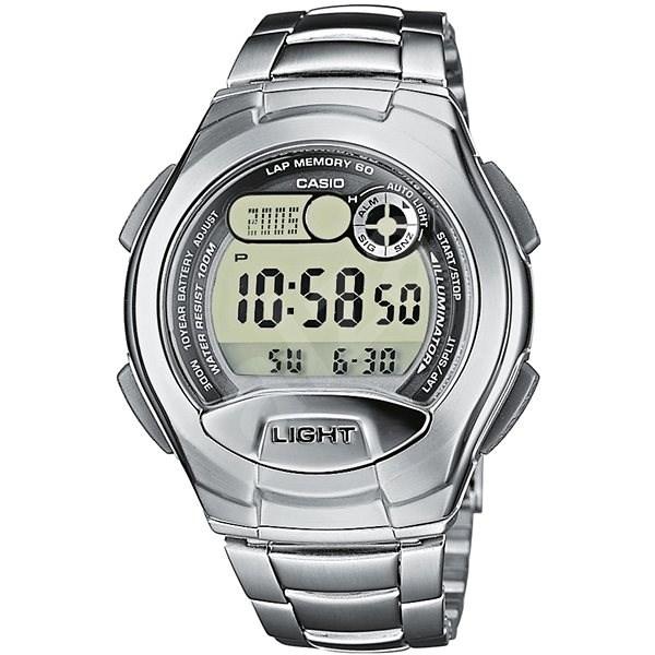 b04b0633c CASIO W 752D-1 - Pánske hodinky | Trendy