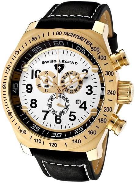 Swiss Legend 22828-YG-02 - Pánske hodinky  e439654fe20