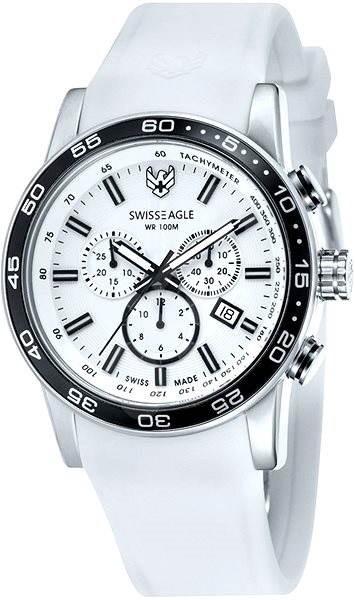 Swiss Eagle SE-9057-02 - Pánske hodinky  24721ec3770