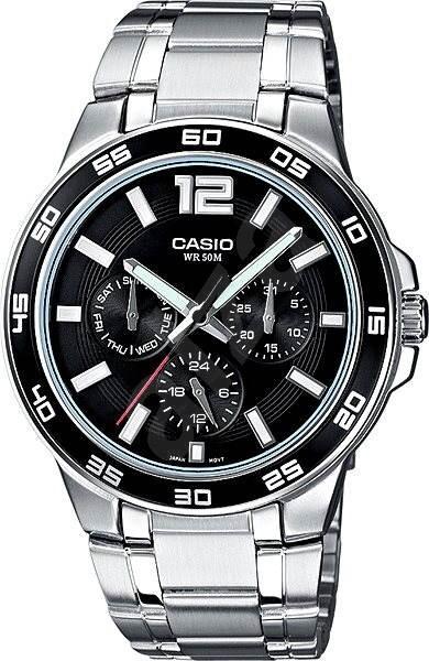 CASIO MTP 1300D-1A - Pánske hodinky  8ab621223f9