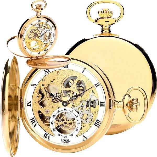 Royal London 90028-02 - Vreckové hodinky