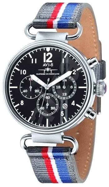 AVI-8 AV-4014-04 - Pánske hodinky