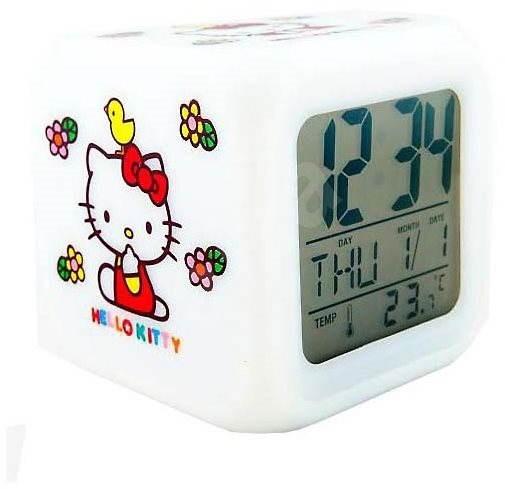 Hello Kitty HK555-0 - Budík