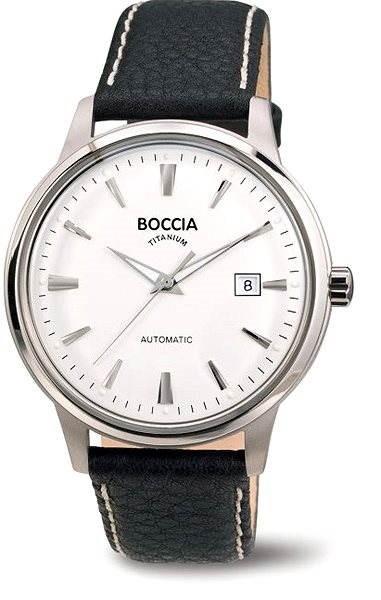 Boccia Titanium 3586-01 - Pánske hodinky