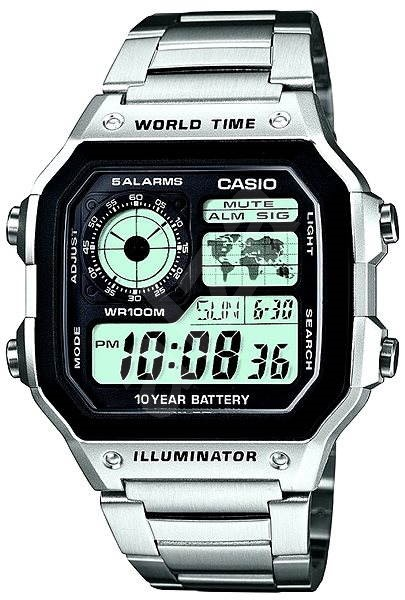 CASIO AE 1200WHD-1A - Pánske hodinky  b066d08499f