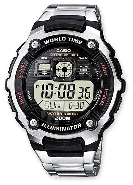 CASIO AE 2000WD-1A - Pánske hodinky  10ccbdeb06