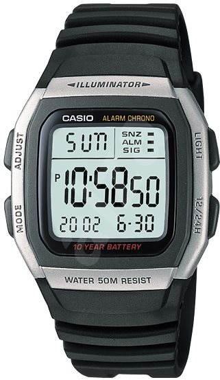 CASIO W-96 - Pánske hodinky  416d86b29e6