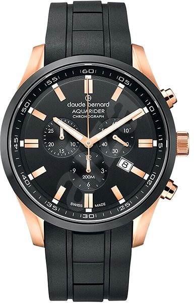 Claude Bernard 10222 37RNCA NIR - Pánske hodinky