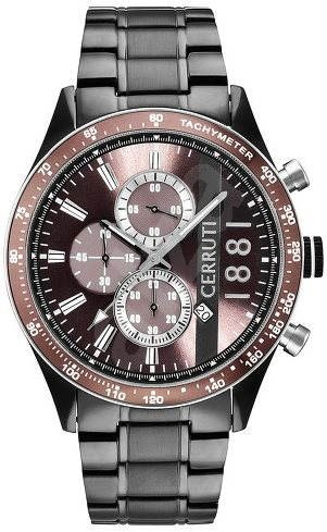 Cerruti 1881 CRA121SBS12MB - Pánske hodinky  ac2a7aa7a8f