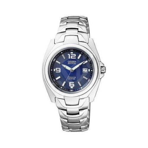 c16fcb3d2 CITIZEN Promaster Marinaut Titanium Eco-Drive EW0910-52M - Dámske hodinky