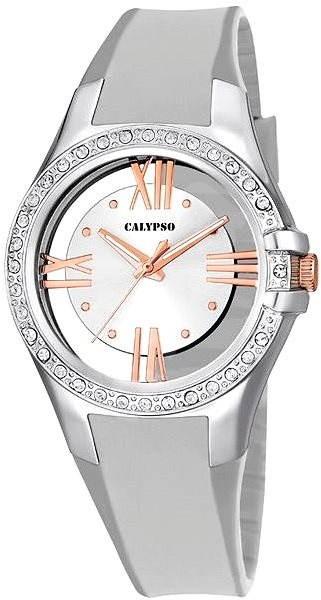 aab9920f0 CALYPSO K5680/1 - Dámske hodinky | Trendy
