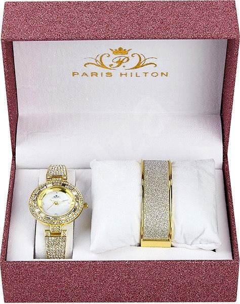 PARIS HILTON BPH10220-101 - Darčeková sada hodiniek