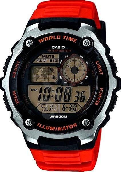 CASIO AE 2100W-4A - Pánske hodinky  6b4386a2935