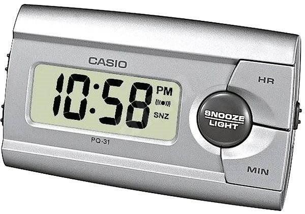 e35227455de CASIO PQ 31-8 - Budík