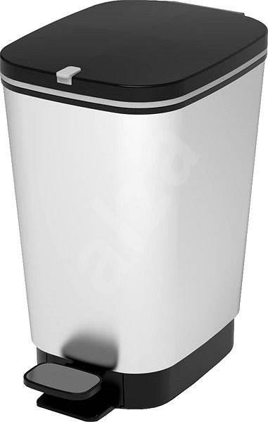 KIS Kôš na odpad Chic Bin S - Steel 10 l - Odpadkový kôš